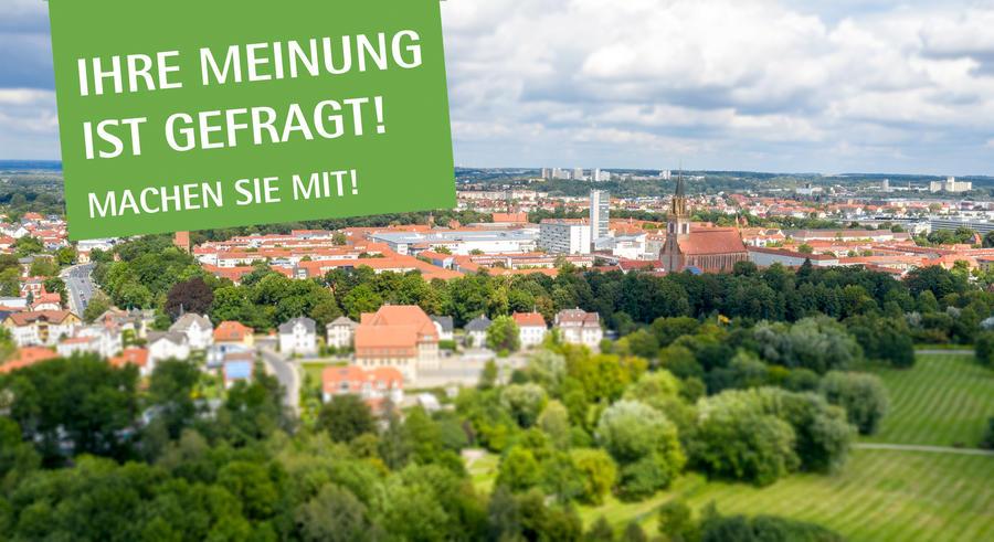 Wofür steht Neubrandenburg? Die Meinung aller Bürger ist gefragt
