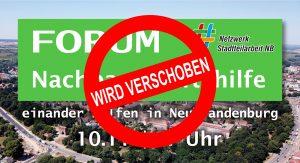 Forum Nachbarschaftshilfe